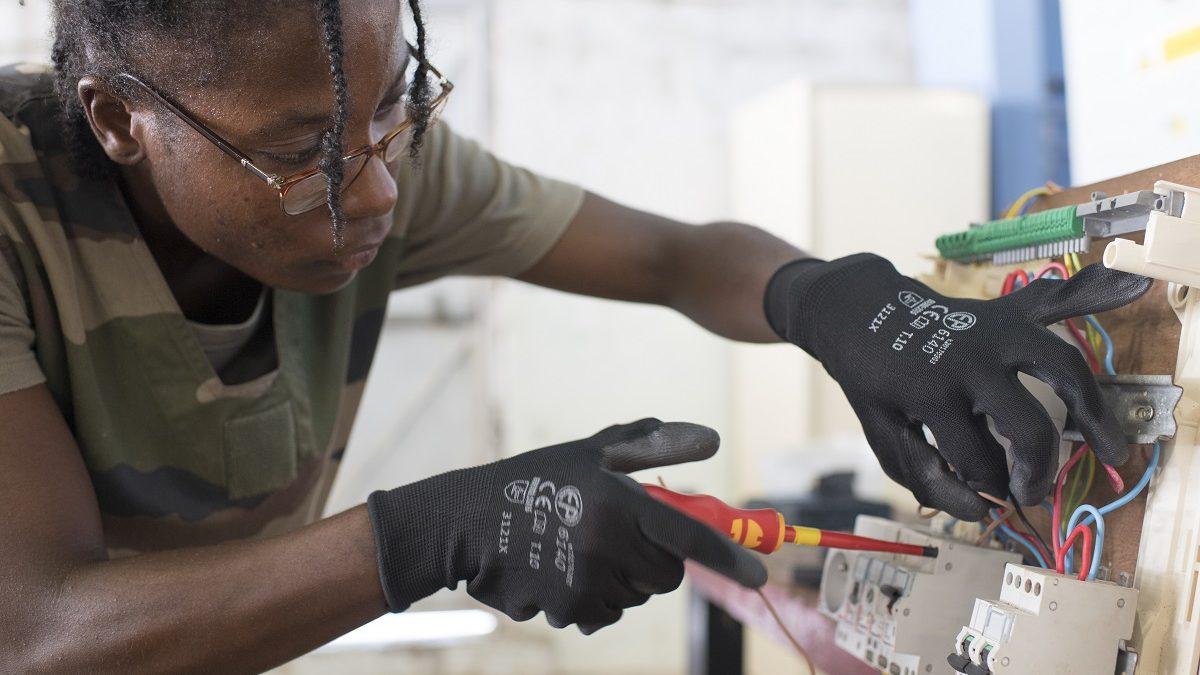 Développer l'employabilité durable, l'exemple du RSMA Guyane
