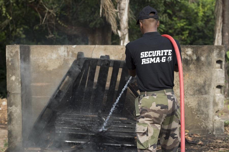 Formation sécurité - RSMA Guyane