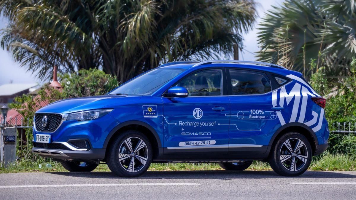 Arrivée du SUV 100% électrique en Guyane