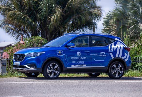 MG Motor 100% électrique