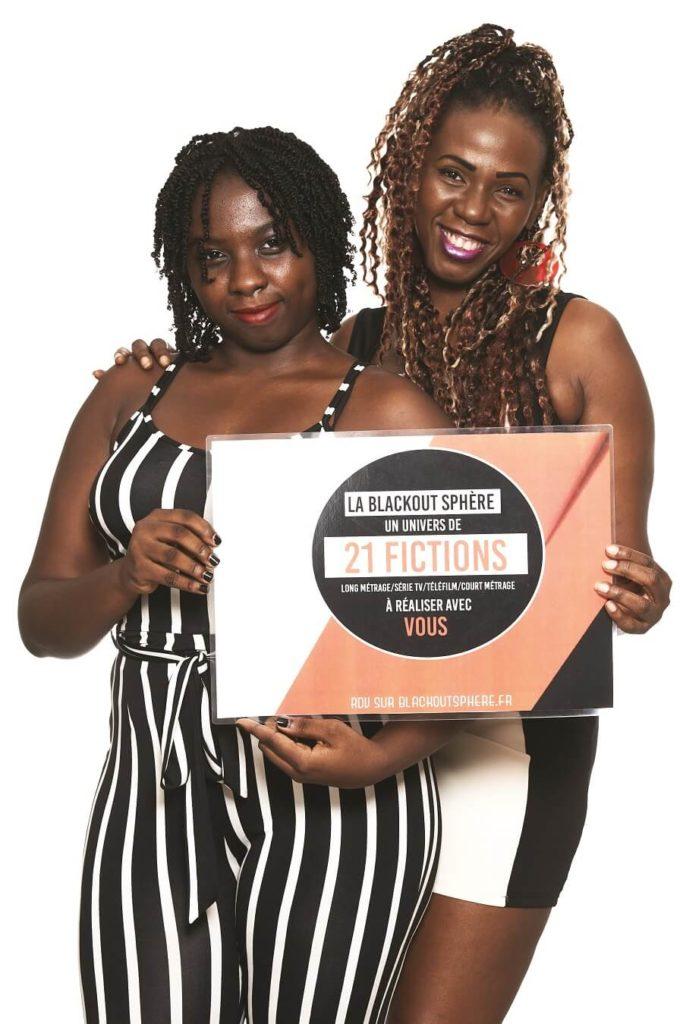 Shanna et Sarah N'Diaye - créatrices de Gwadaliwood, lauréates French Tech Tremplin