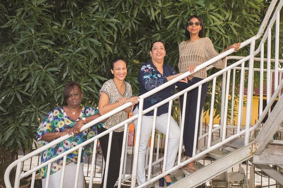 Equipe de Transitions Pro Martinique