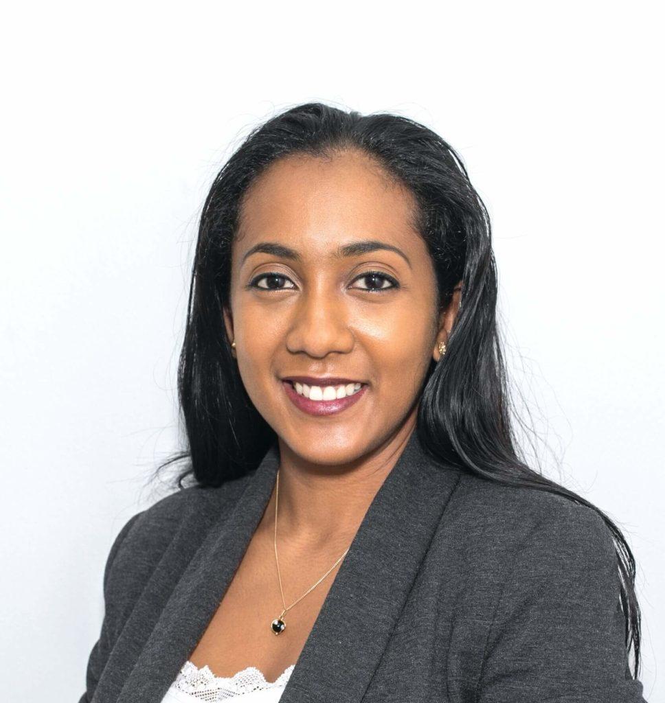 Carine Bernard - fondatrice d'Antilles Recrutement