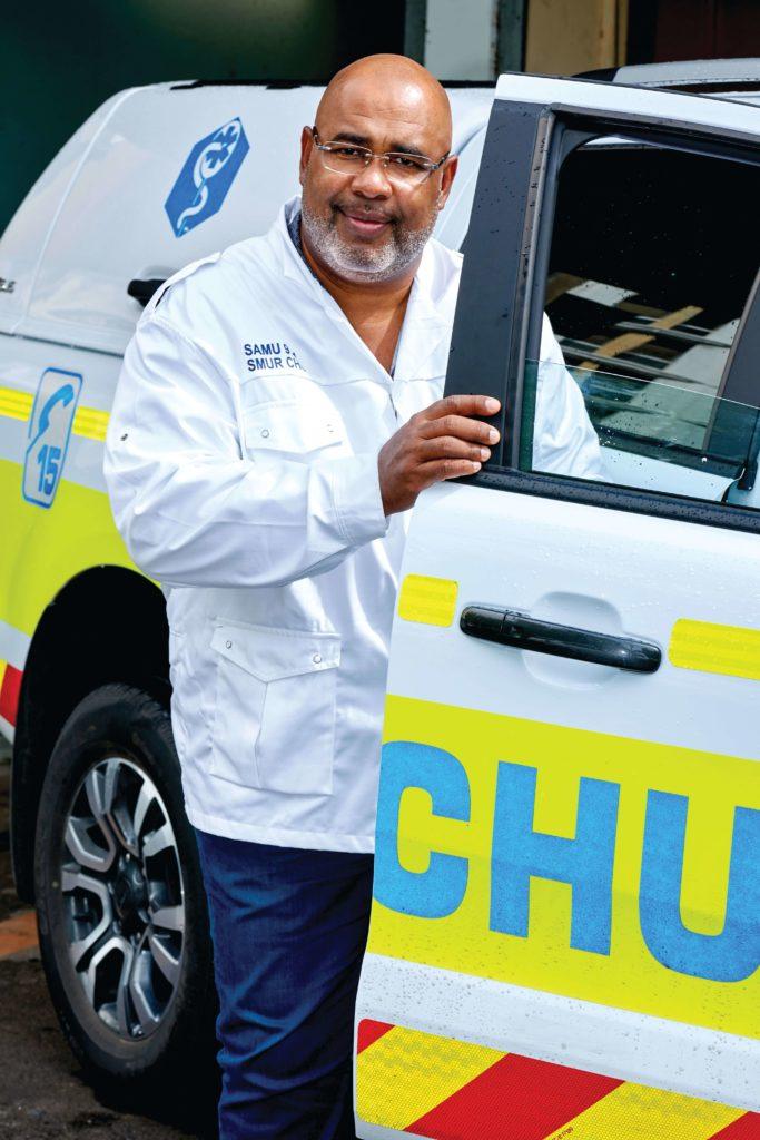 Dr Portecop SAMU