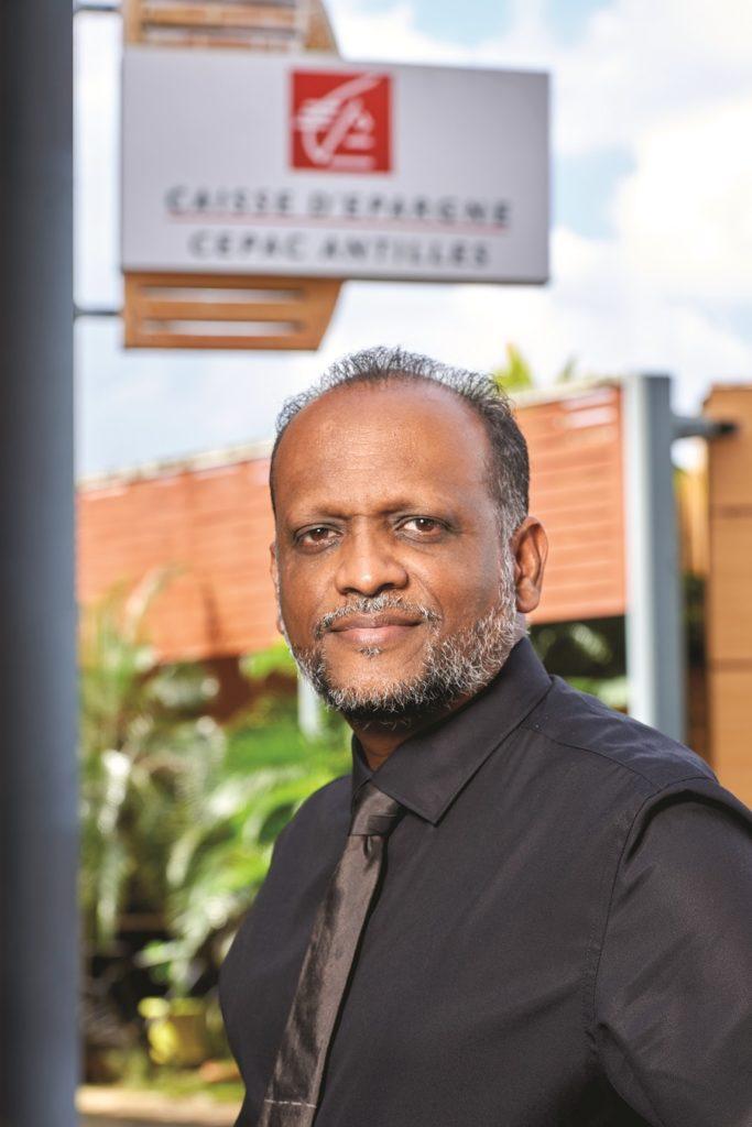 Patrice Phoudiah - directeur commercial CEPAC - région Guadeloupe îles du Nord