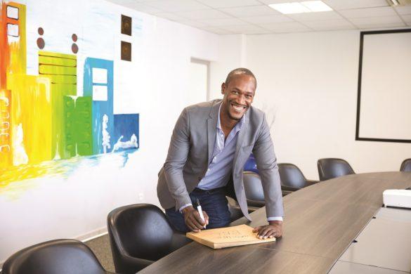 Carl Eric Augustine - Coach certifié en PNL - Martinique