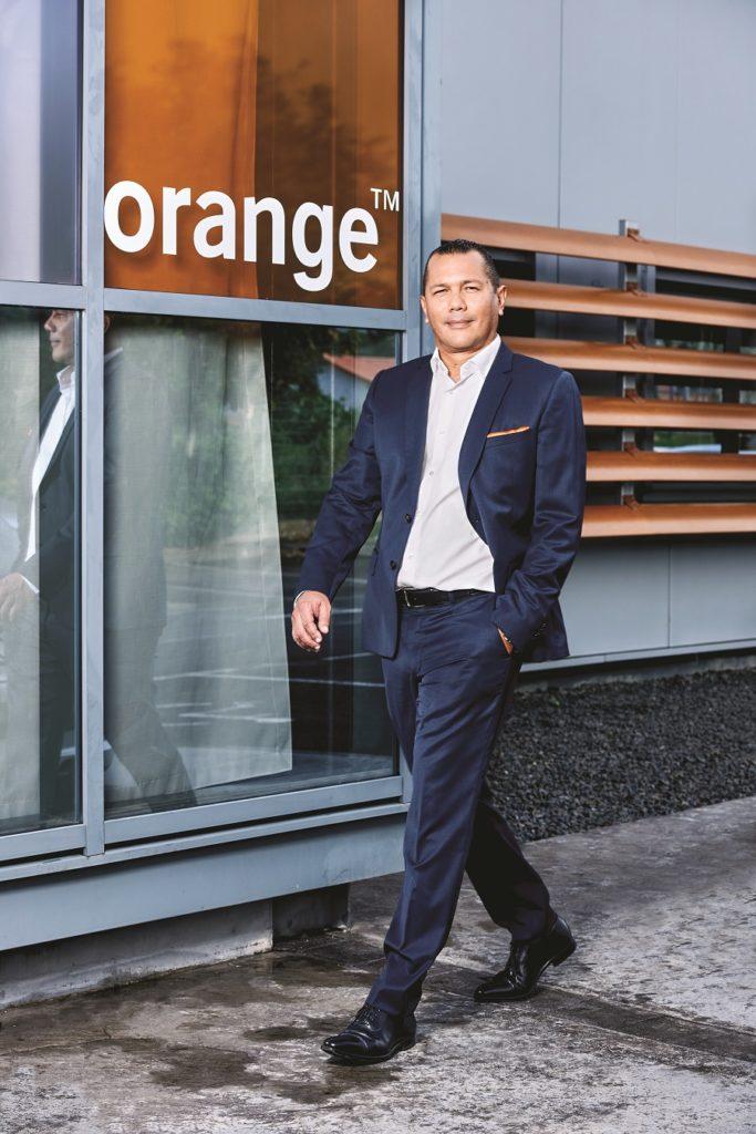 Bertrand Joyau - directeur RH - Orange Antilles-Guyane