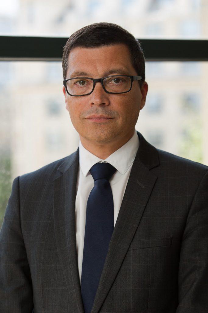 Arnaud Muret - directeur général OPCO EP