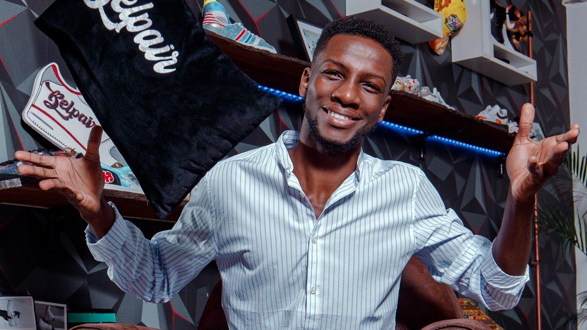 En Guyane, Belpair fait le pari de sneakers arty et durables