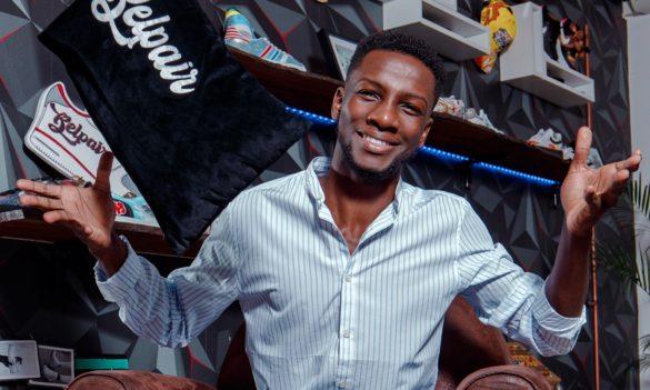 Axel Loupeda - Créateur de Belpair - Guyane