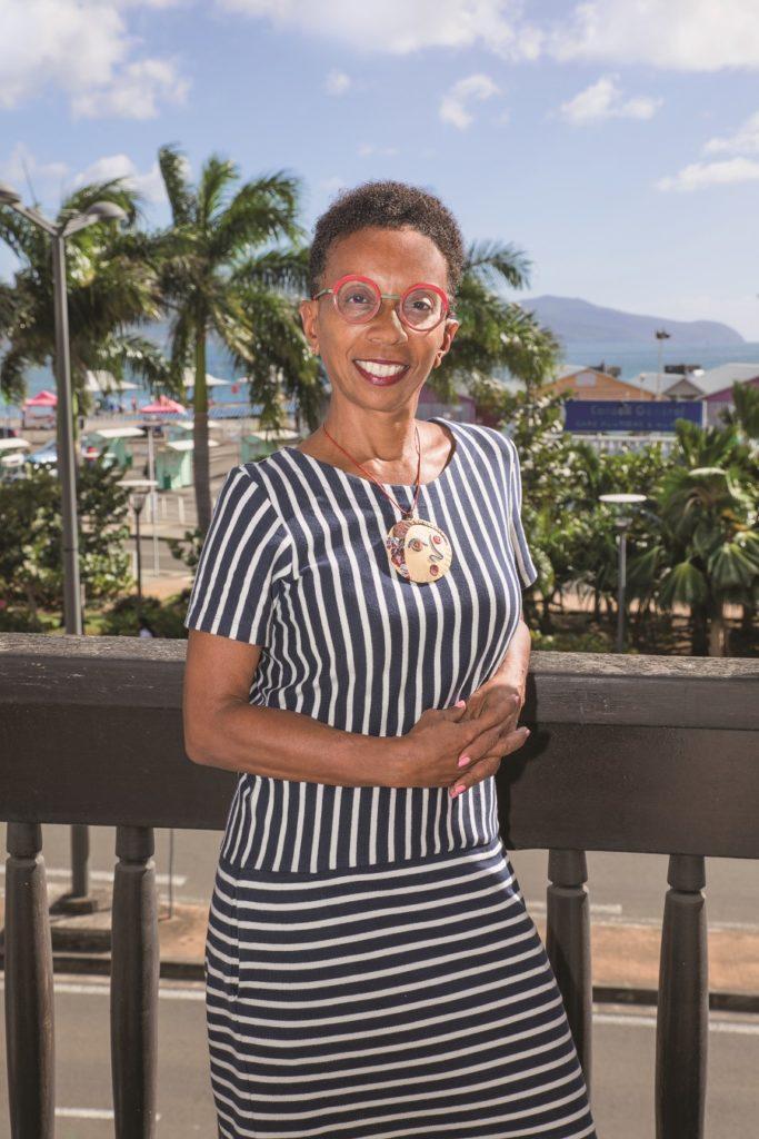 Marie-Noëlle Catayée - CCI Martinique