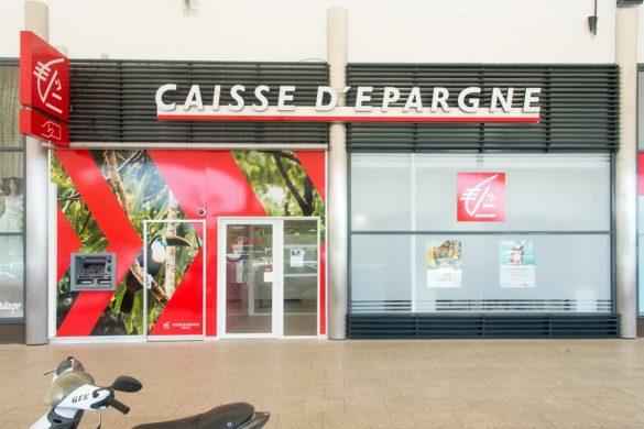 Agence Caisse d'Epargne - Guyane