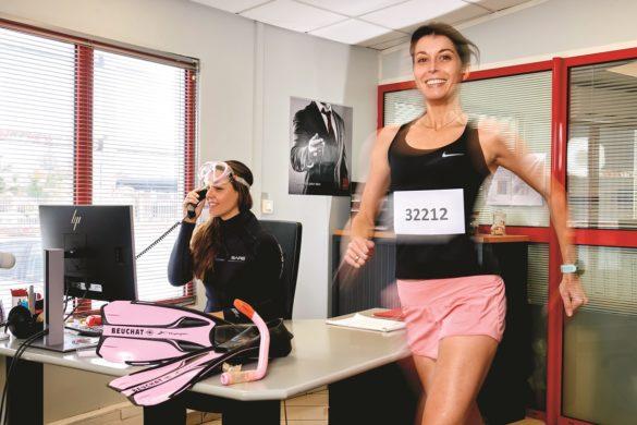 Angélique Bonnot et Laura Boureau - conseillères commerciales - CGFF Guadeloupe