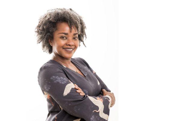 Séphora Sainte-Rose - conseillère commerciale CGFF Martinique