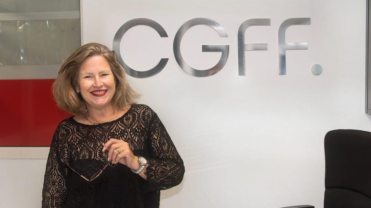 Sophie Legrand, nouvelle directrice opérationnelle de CGFF Guyane