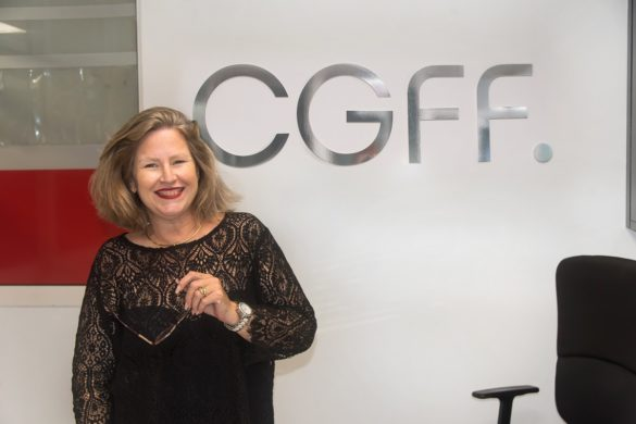 Sophie Legrand - directrice opérationnelle - CGFF Guyane