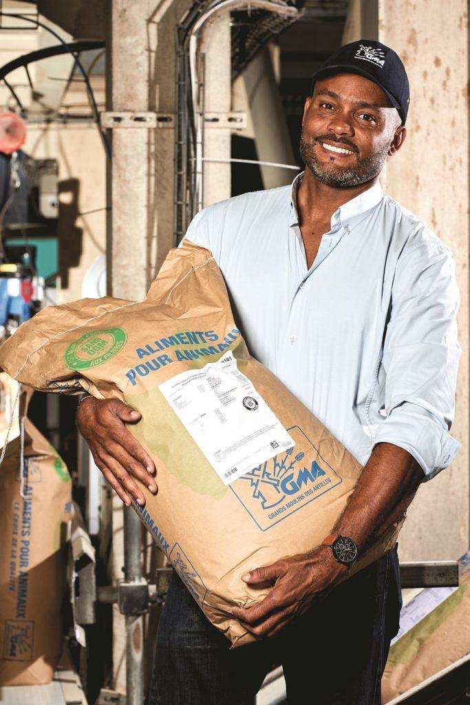 Alimentation animale sans OGM - GMA - Guadeloupe