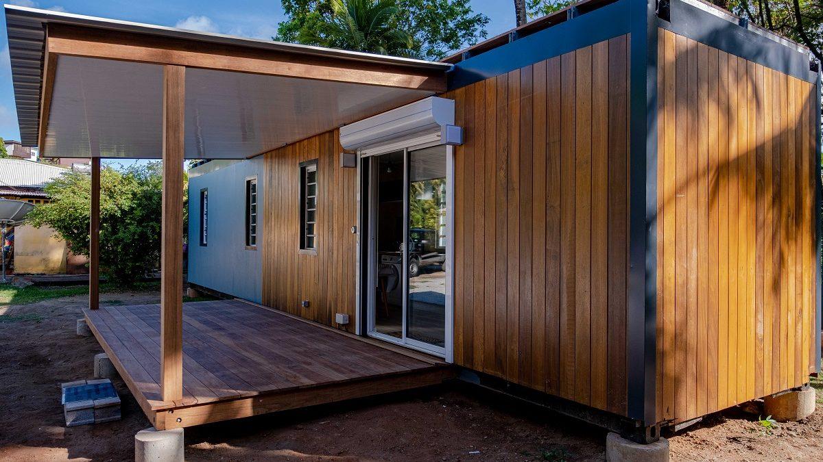 Maison modulaire et recyclée sur commande, le concept de G&House