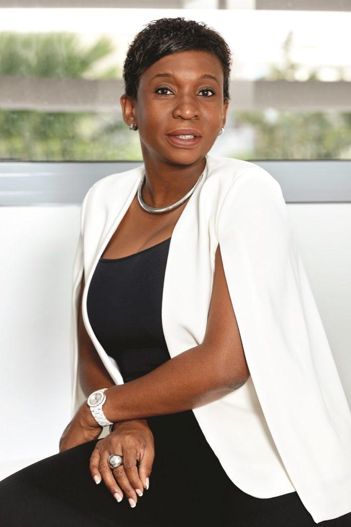Cécile Thuault - présidente et fondatrice Softbridge Technology