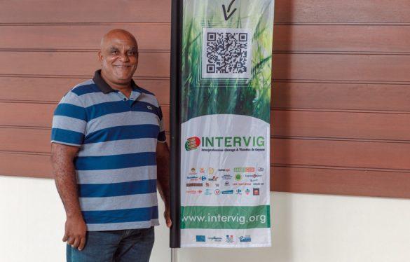 Patrick Labranche - président Intervig - Guyane