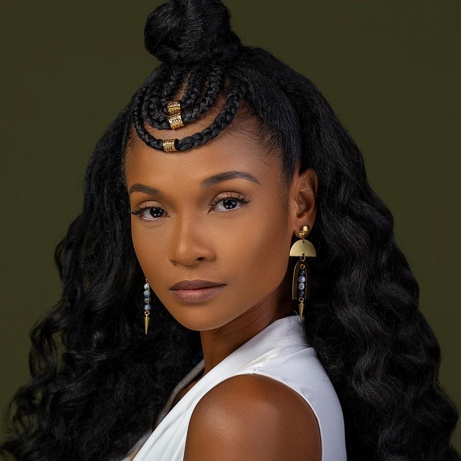 Kimberley Ho Tsai - danseuse professionnelle - Guyane