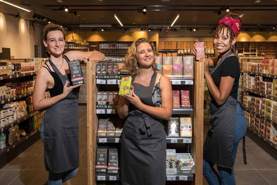 Equipe magasin La Vie Claire Antilles