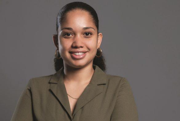 Marine Linval - créatrice de WE SPORT - Martinique