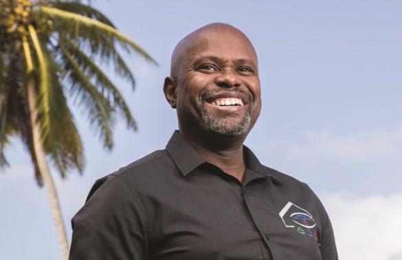 Mickael William Tinaugus - directeur général Pôle Sécurité Antilles - Martinique