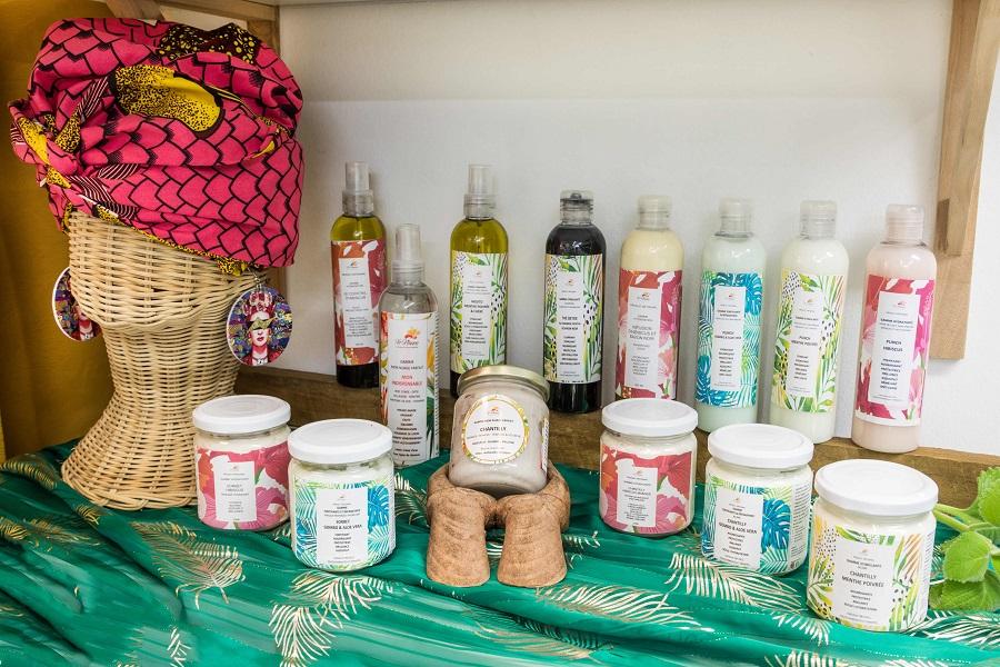 Produits capillaires cheveux naturels - XO NAPPY - Martinique
