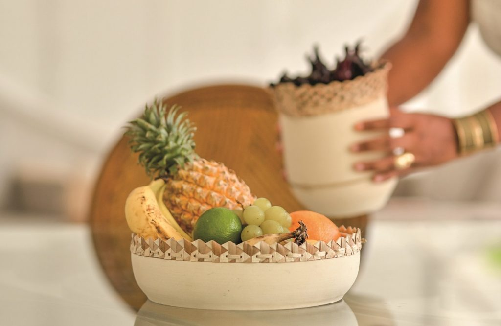 Pots céramique bakoua - Damalia
