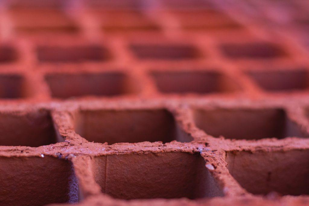 brique de terre