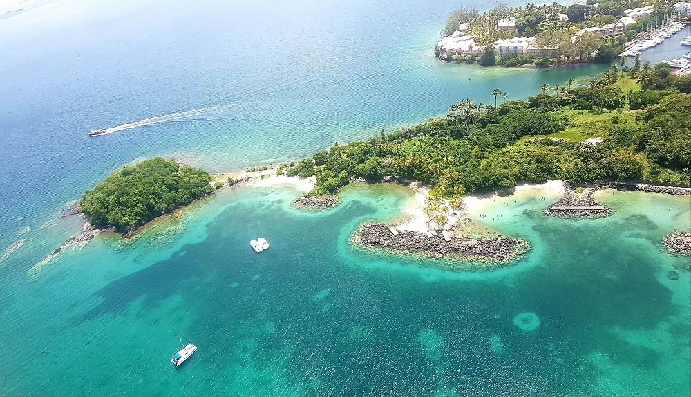 Martinique, territoire pilote : 13 projets structurants de la CTM