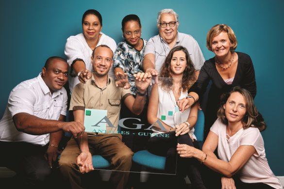 Equipe AGA Antilles Guyane