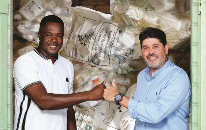 Agrivalor - Collecte, traitement, recyclage des déchets agricoles - Guadeloupe