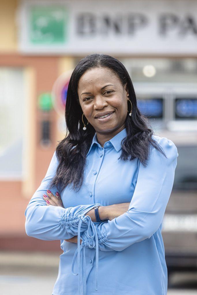 Géraldine Geolier - Chargée d'Affaires Entreprises - BNP Paribas Cayenne