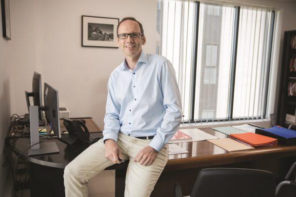 Olivier Magniez - Responsable du Centre d'Affaires Entreprises BNP Paribas Antilles-Guyane