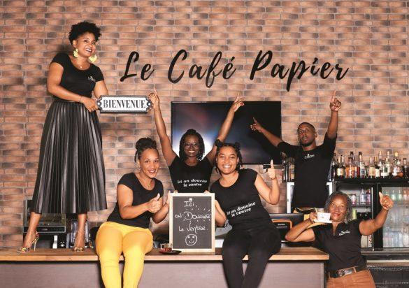 Equipe Café Papier - Guadeloupe