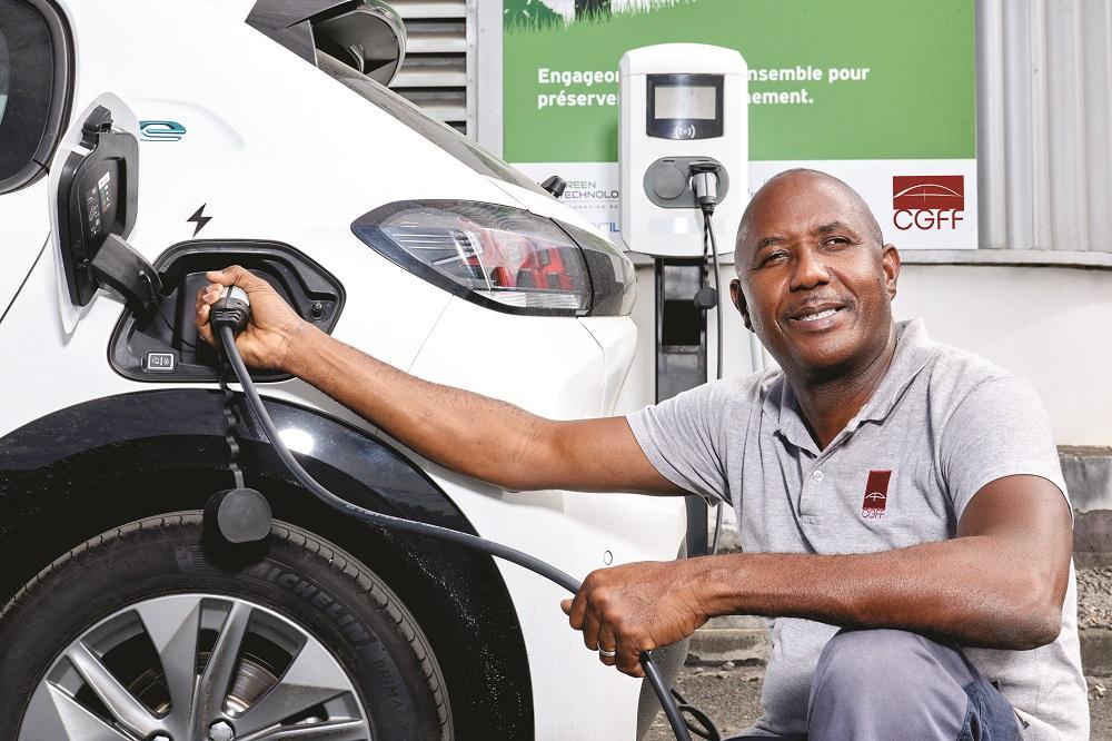 La location longue durée de véhicules électriques, un défi relevé par CGFF