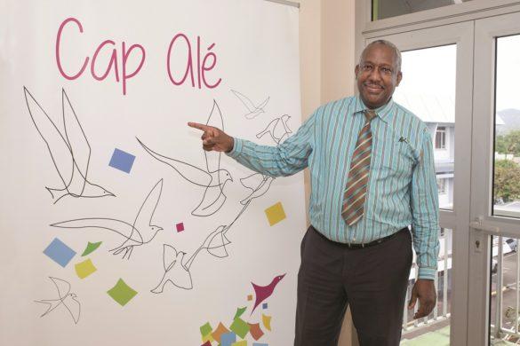 Philippe Nordin - directeur chargé de l'innovation et du développement - CGSS Martinique