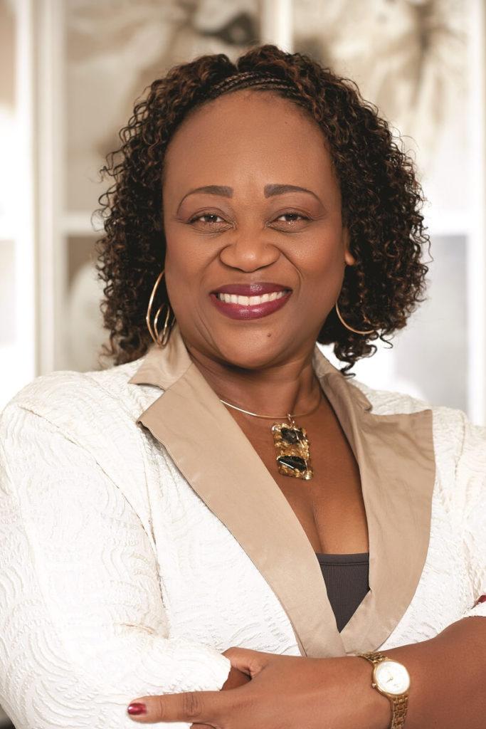 Claudie Lombion - déléguée régionale Be a boss