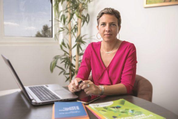 Lucie Manuel - réseau Contact-Entreprises - Martinique