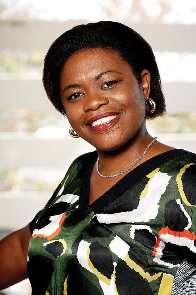Dominique Maugenne - présidente Ordre des Experts-Comptables de Guadeloupe
