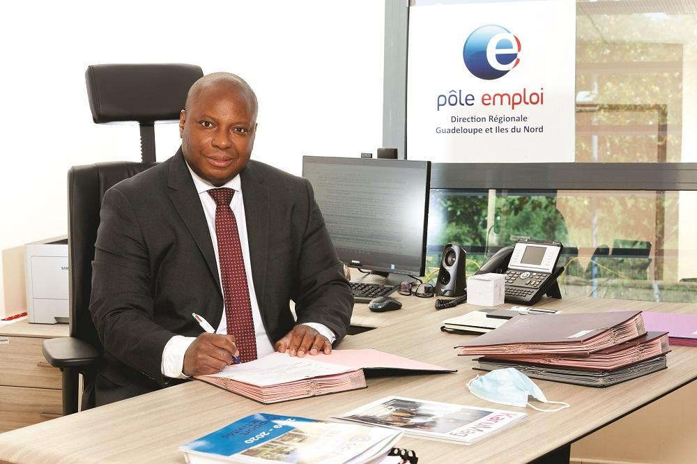 Diriger Pôle Emploi Guadeloupe, le nouveau défi de Fabrice Marie-Rose