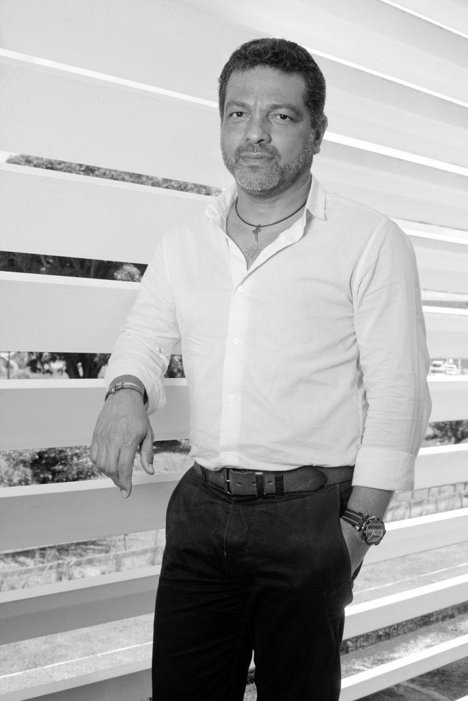 Franck Roubaud - directeur Guyane Développement Innovation
