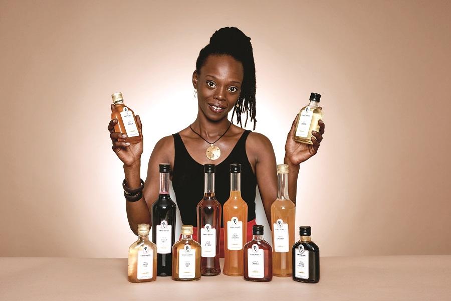Gwanaëlle Boecasse - Fondatrice sirops artisanaux La Marie Galantaise