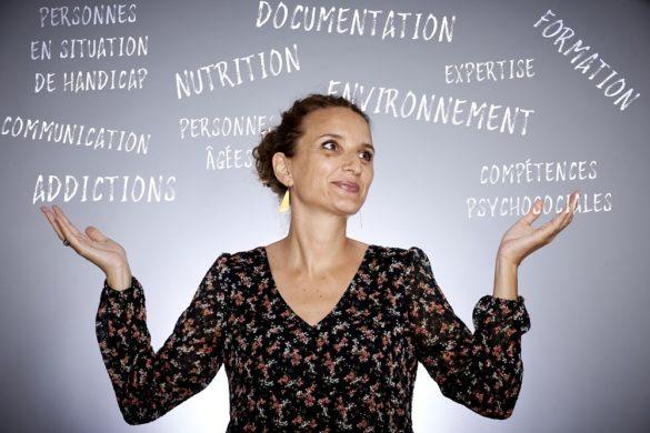 Mathilde Carrara - directrice IREPS Guadeloupe, St Martin, St Barthélémy