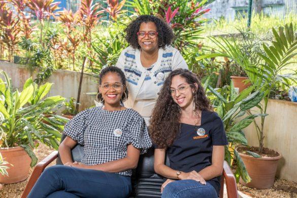 Equipe Kaleidoscope, incubateur ESS - Martinique