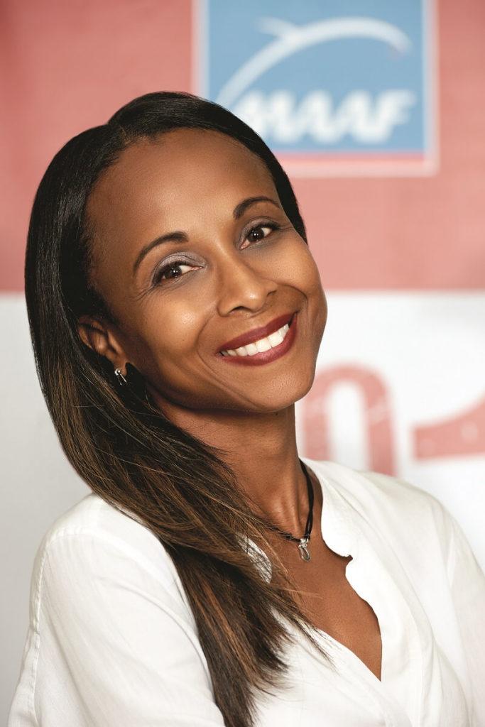 Lucie Boulai - responsable commerciale Antilles-Guyane MAAF