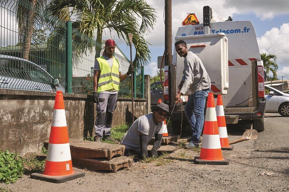 MG Telecom, quand le déploiement de la fibre optique contribue à l'emploi