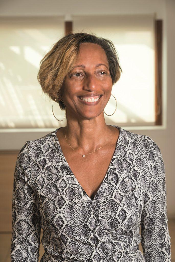 Magali Zadick - négociatrice technico-commerciale bénéficiaire de l'AIS - Pole emploi Martinique